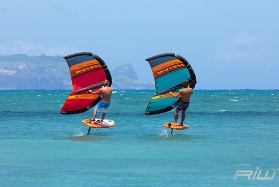 Naish Wing-Surfer : benvenuti nel futuro