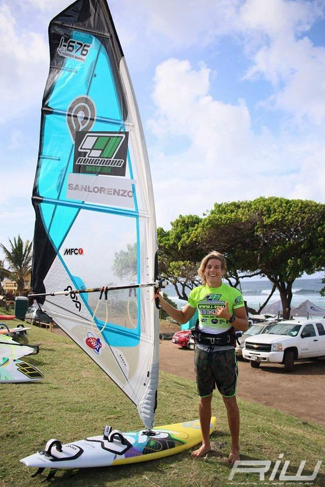 robby naish windsurf