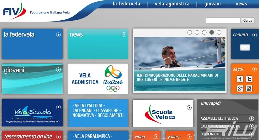 Who the next President of the Italian Sailing Federation? | RIWmag