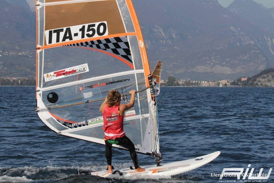 Interview With Nicolo Reindeer European Champion Rs X U17 Riwmag