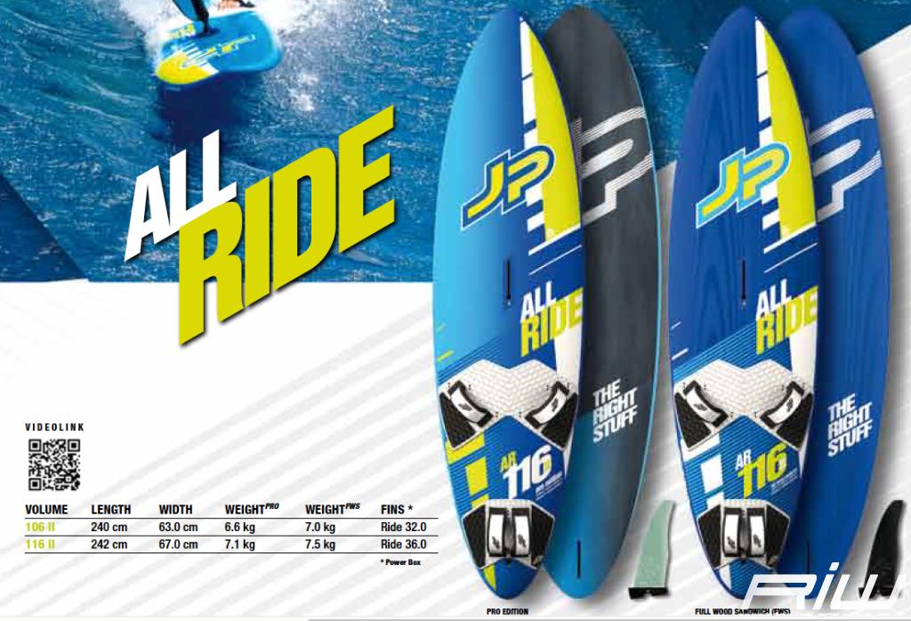 JP-Australia 2017: All Ride, Magic Ride and Thruster Quads