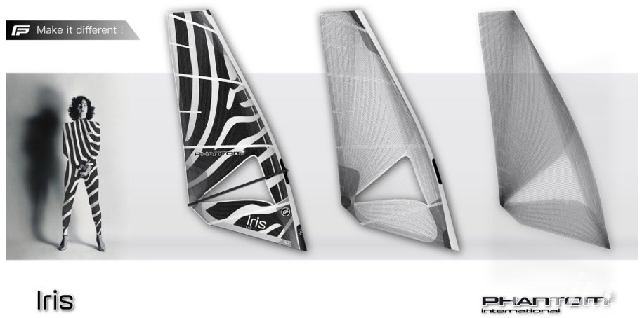 Phantom launches new line of windsurfing sails | RIWmag