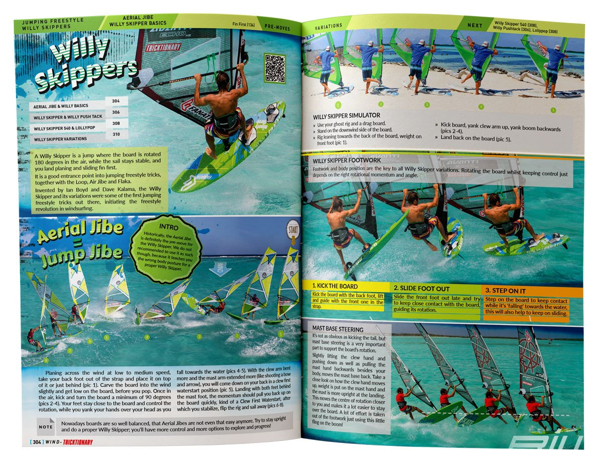 Tricktionary 3 The Bible Of Windsurfing Riwmag