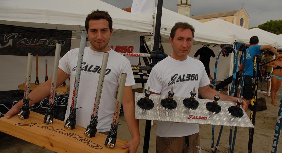Windfestival: Federico e Alessandro Cominardi - AL360