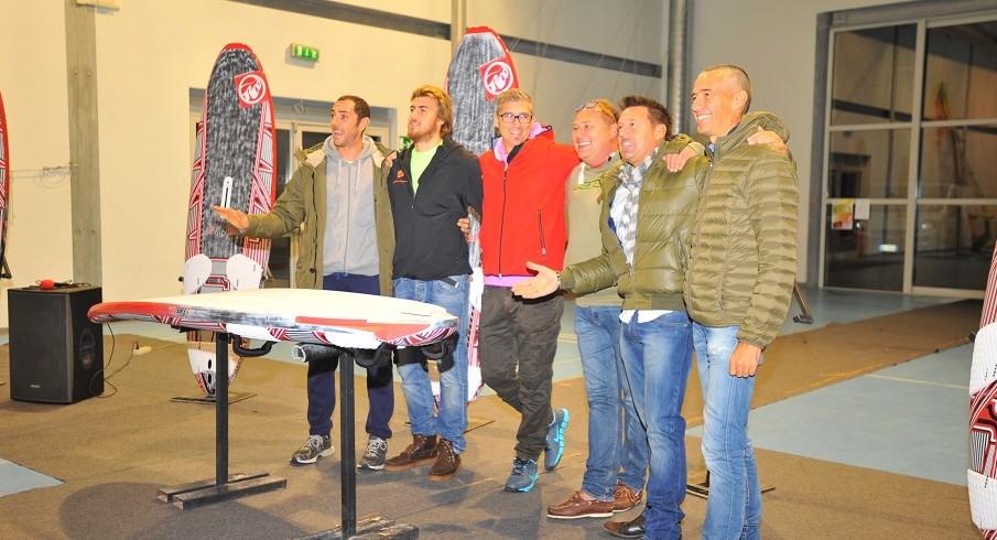 Circolo Surf Torbole: il nuovo RRD X-Fire V7 2015