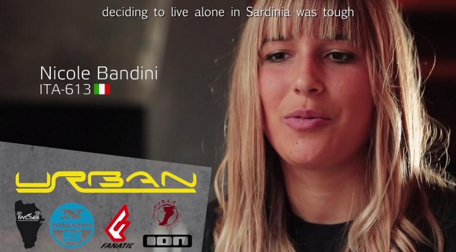 Nicole Bandini: ecco chi sono sul windsurf