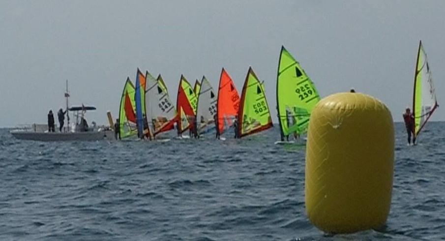Anzio, Regata Nazionale Windsurfer: il report