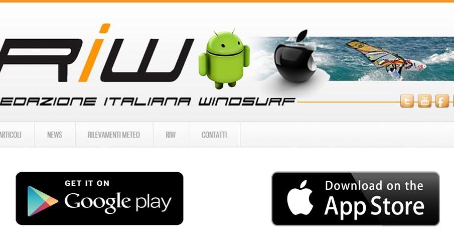 RIWmag arriva sugli store Apple e Google Play