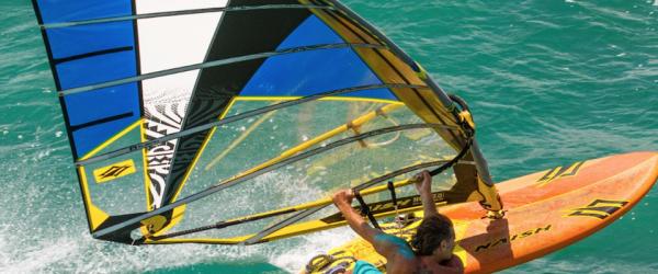 Naish Sails: Noa, sailing slalom without camber   RIWmag