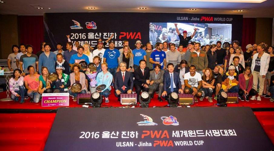 ULSAN PWA WORLD CUP, commenti e considerazioni