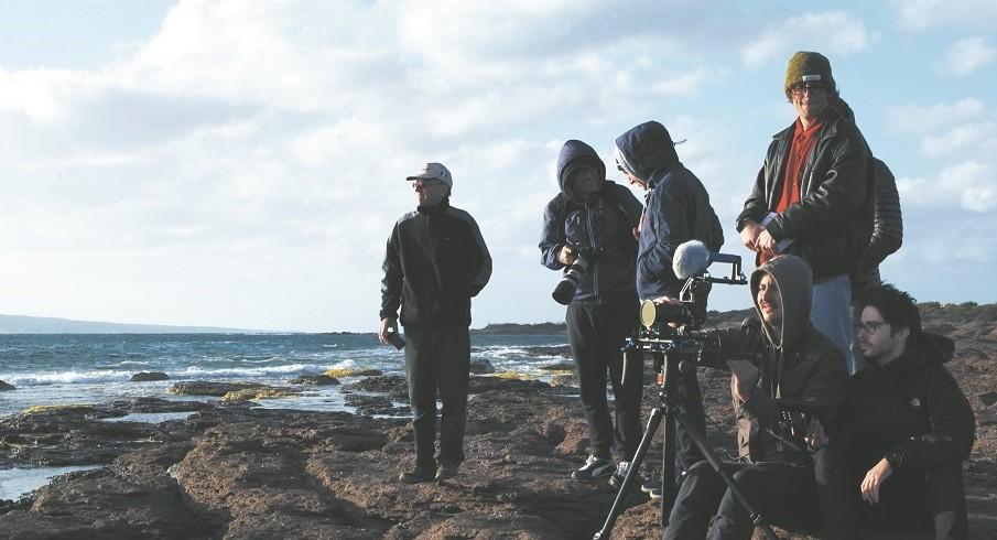Dove si incontrano le vele: l'intervista al regista