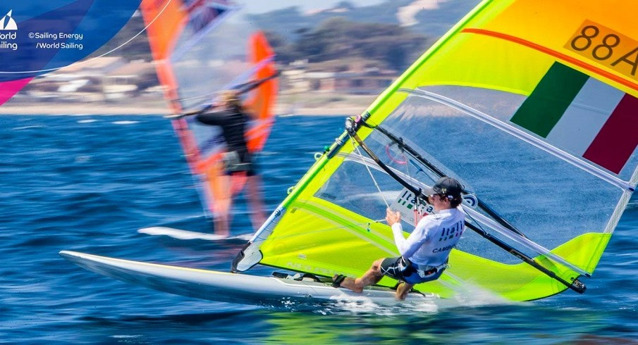 Sailing's World Cup Series, D4: domani medal race