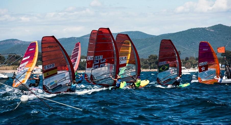 Sailing's World Cup Series Hyères conclusa