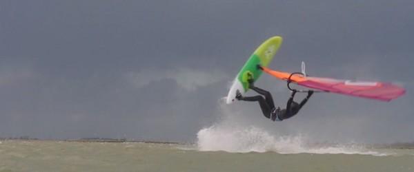 Pour Le Windsurf Oda Johanne Et Aussi Apprendre De Ses Erreurs Riwmag