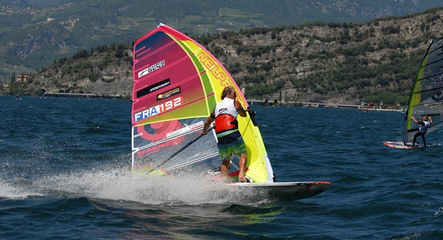 Garda Wind Garda e RRD One Hour: super Albeau