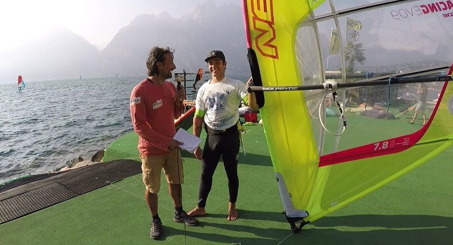 WGS2017: intervista al vincitore youth Daniel Slijk