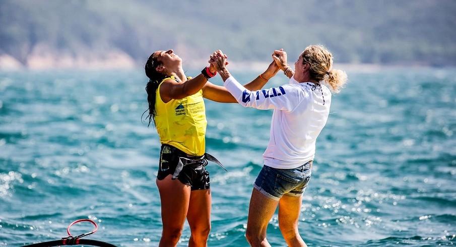 RS:X, Campionati Mondiali ISAF Youth: ITALIA
