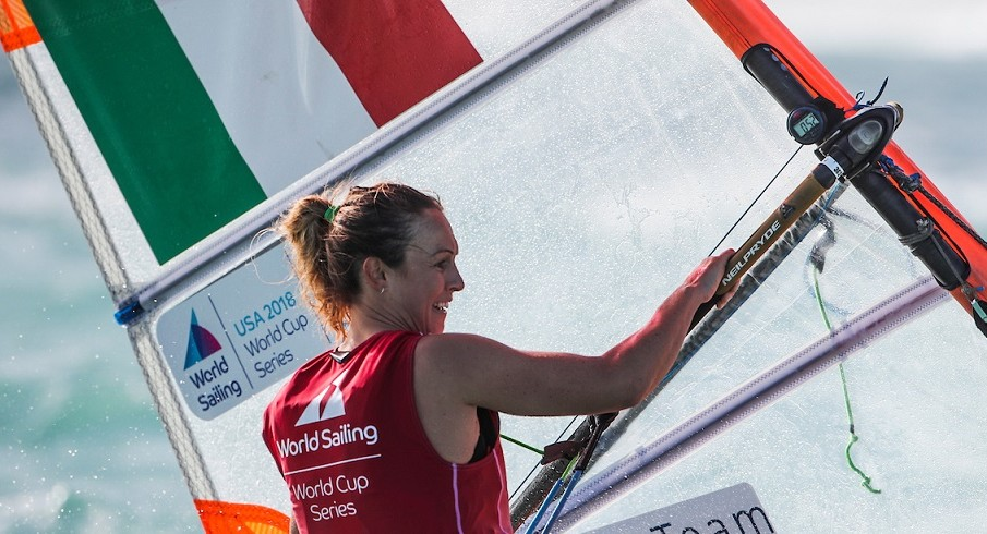 World Cup Series RS:X @ Miami: Tartaglini argento!