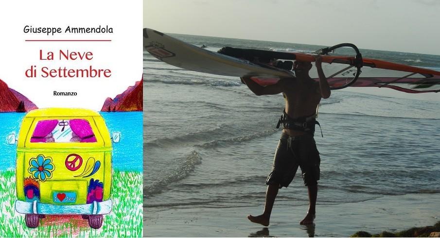 Giuseppe Ammendola: windsurf, libri e cucina