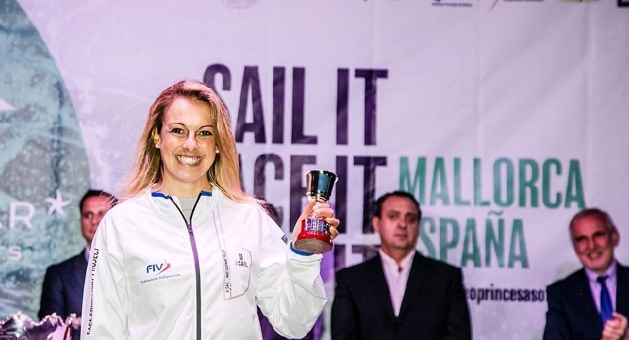 49mo Trofeo Princesa Sofia 2018: Tartaglini bronzo