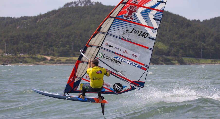 ULSAN PWA WORLD CUP 2018: IL REPORT DEL D2