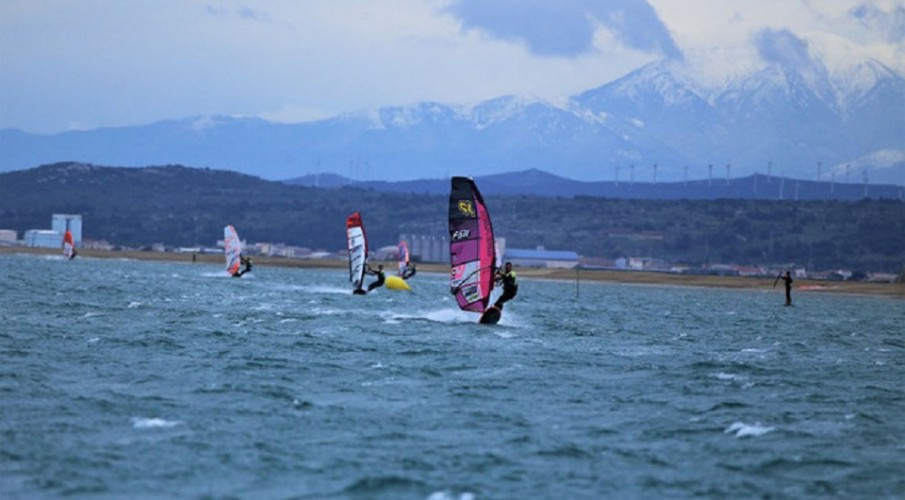 Defi Wind 2018: le gare dell'ultimo giorno