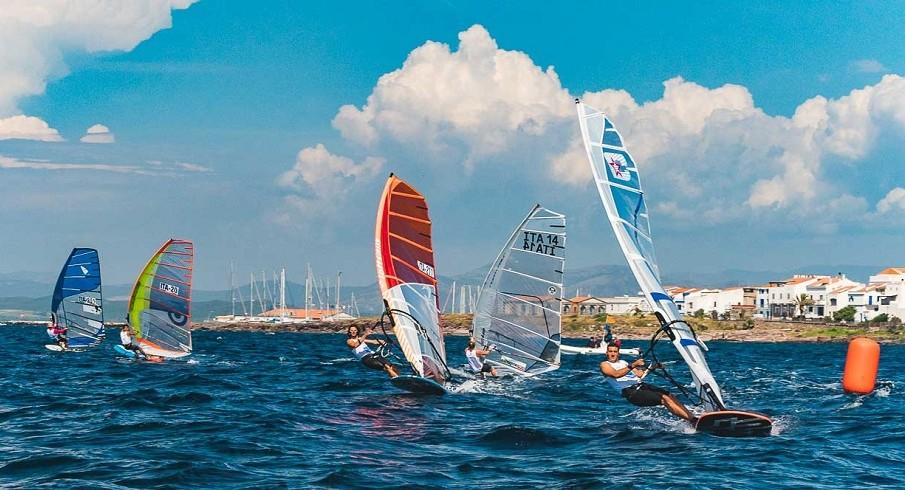 Calasetta: concluso il Windsurf Grand Slam 2018