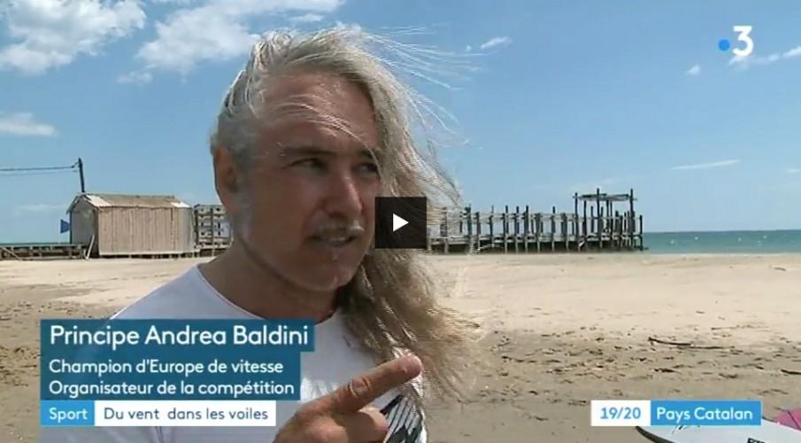 Andrea Baldini e il report della Prince Of Speed
