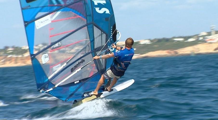 Mondiale Formula Windsurfing a Portimao: D5