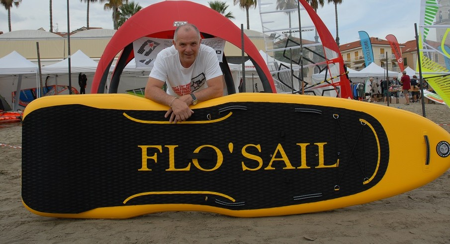 WF2018: Claudio Badiali presenta Flo'Sail