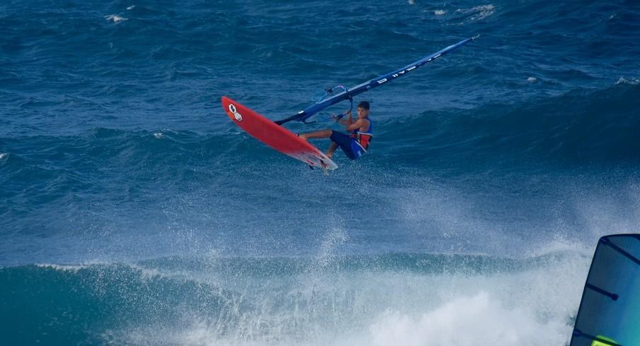 Aloha Classic 2018: gli Spanu dall'ospedale al podio