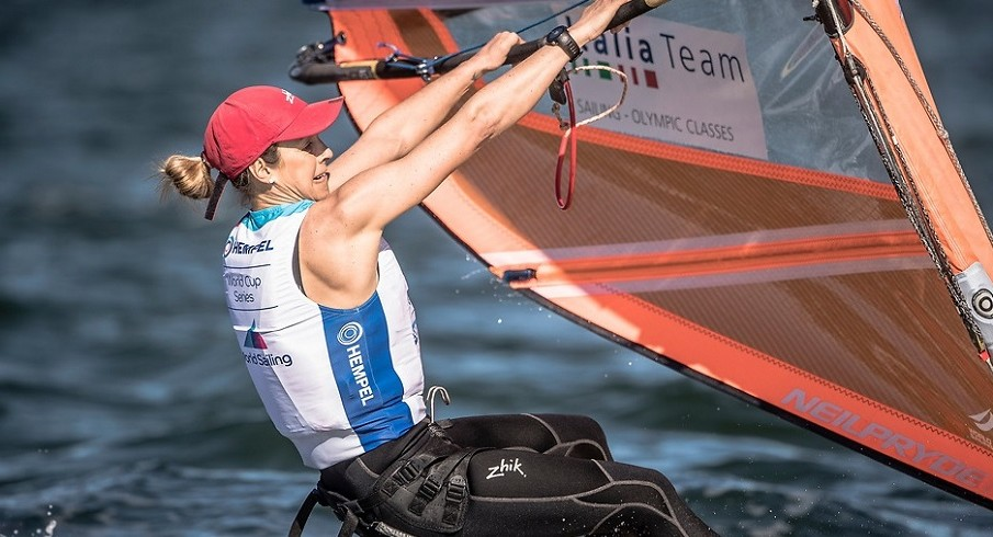 Hempel World Cup Series 2019, Miami: Medal Race
