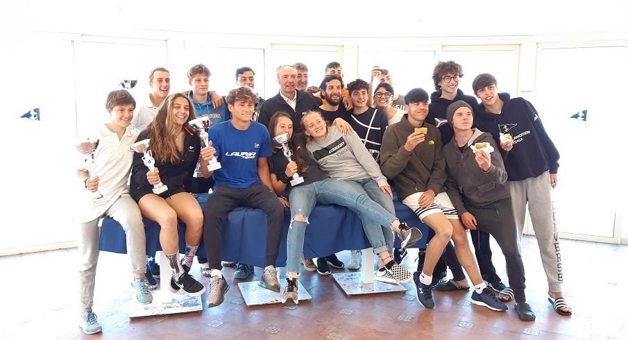 Regata nazionale I tappa Coppa Italia RS:X, D3