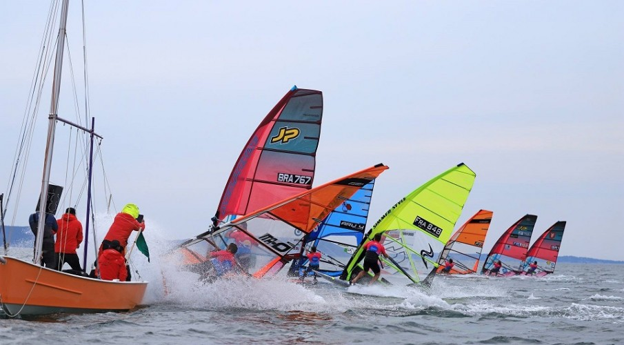 PWA SLALOM, WORLD CUP A MARIGNANE: DAY 4