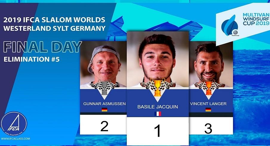 Mondiali slalom IFCA: Scagliola primo Youth