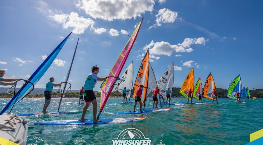 45º campionato italiano Windsurfer a Vieste: D4