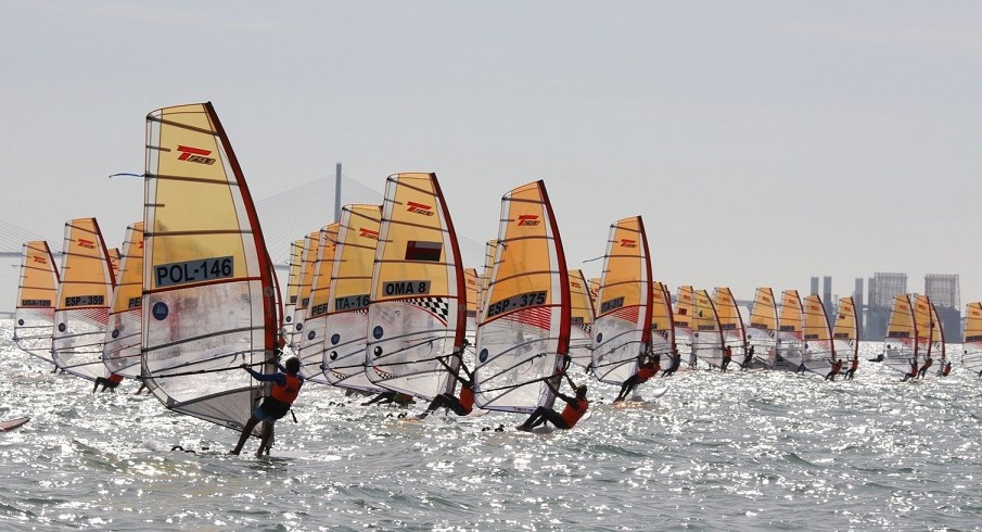 Mondiali T293 a Puerto Sherry (Spagna): D6