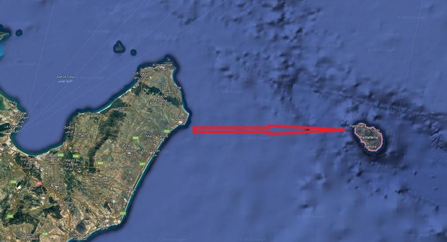 Traversata Tunisia Pantelleria: i possibili parametri