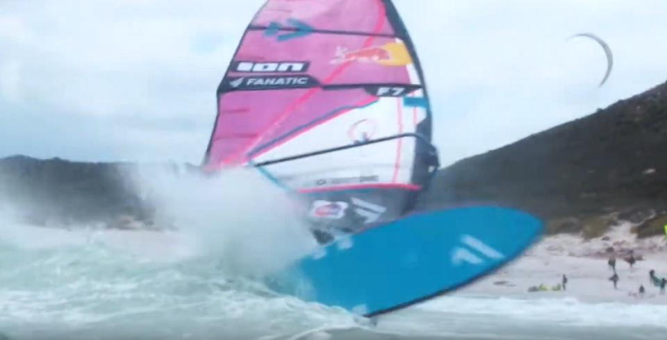 Arthur Arutkin A Cap Town Sup Surf Windsurfing Foil Riwmag