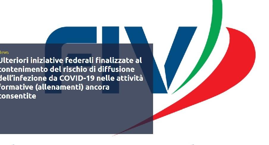 La Federazione Italiava Vela contro il CoronaVirus