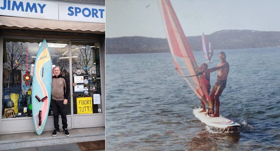 Dopo 40 anni Jimmy Sport (To) va in pensione