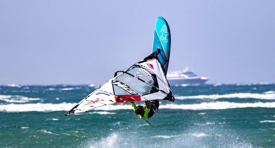 Lennart Neubauer: una promessa freestyle e wave